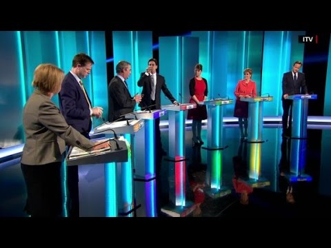 British election campaign highlights