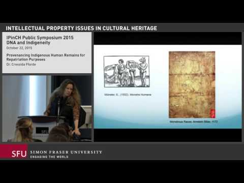 Cressida Fforde: Provenancing Indigenous Human Remains for Repatriation