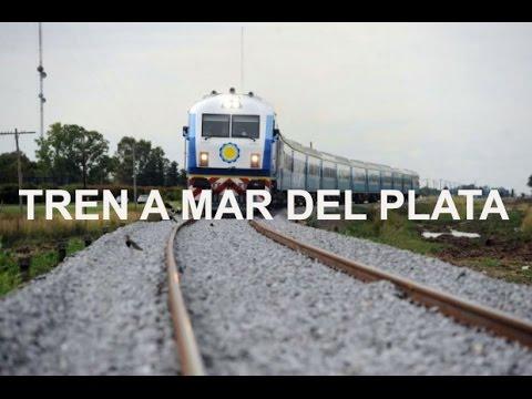 Reparacion de vias - Tren a Mar del plata - XAM