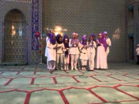 Schiedam Muradiye Camii İlahi Korosu - 571