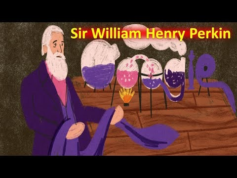 Sir William Henry Perkin | GOOGLE DOODLE