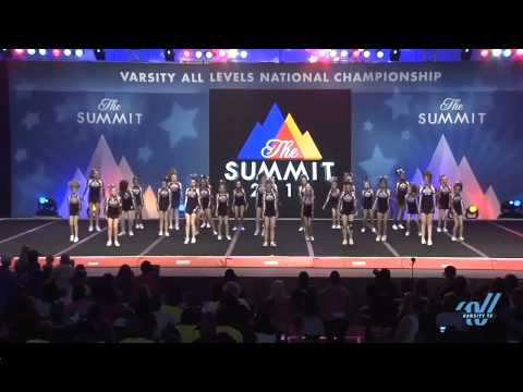 Rockstar Cheer The Ting Tings 2015 Large Youth 1 Finals