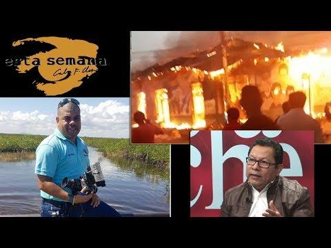 Especial #Esta Semana: Las agresiones de la libertad de prensa y la censura de Ortega