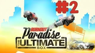 Burnout Paradise: The Ultimate Box - Walkthrough - Part 2 (PC) [HD]