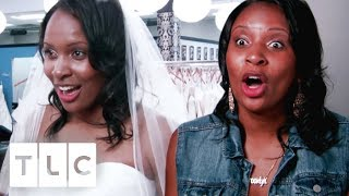 Tamara Won't Settle For Anything Less Than Designer | I Found The Gown