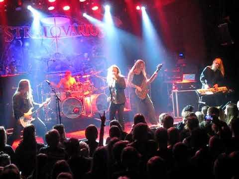 Stratovarius feat. Jari Kainulainen - Shine in The Dark (Live)