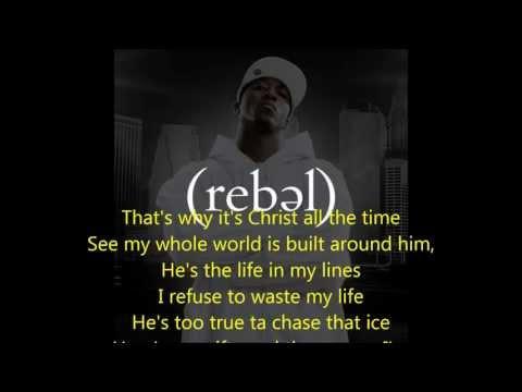 Lecrae - Dont Waste Your Life (Super Fast Rap Remix w/ Lyrics)