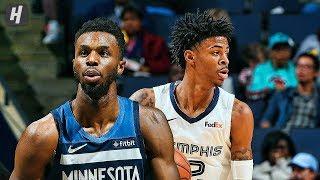 Minnesota Timberwolves vs Memphis Grizzlies - Full Highlights | January 7, 2020 | 2019-20 NBA Season
