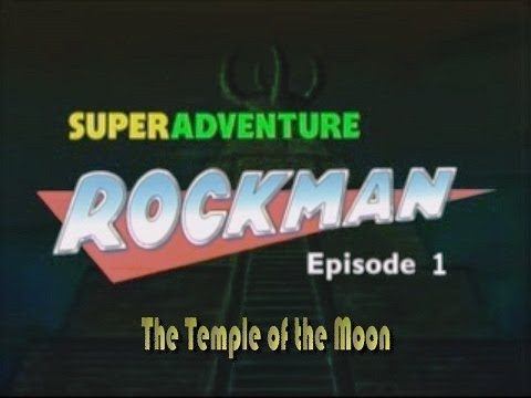 Super Adventure Rockman [ Episode 1 ] - The Temple of the Moon ( NO COMMENTARY )