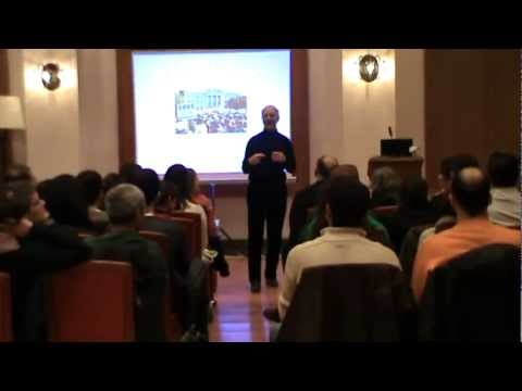 "Michael Burawoy, ""Universities in Crisis"" | 4 January 2011 | Part One"