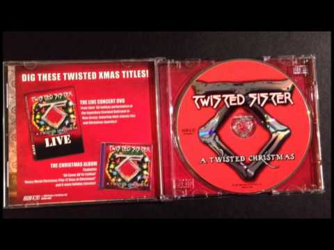 07. Let It Snow - Twisted Sister - A Twisted Christmas (Xmas ...