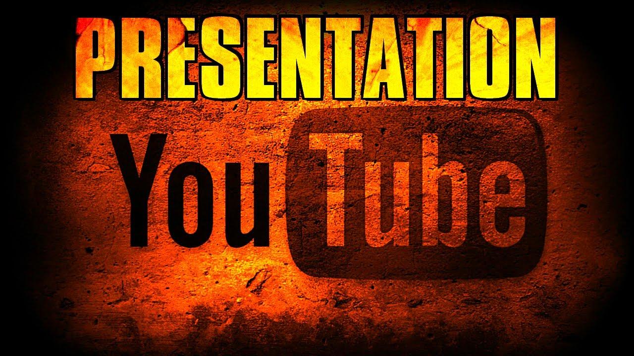 Prsentation De Ma Chane Youtube - Rap Par Sangneuf - Hd -4622