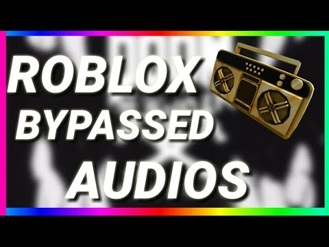 Roblox Bypassed Earrape Audios 2020