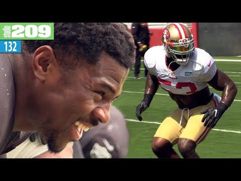 Studio209 | NFL Bay Area Preview 2017 | Raiders & 49ers Training Camps