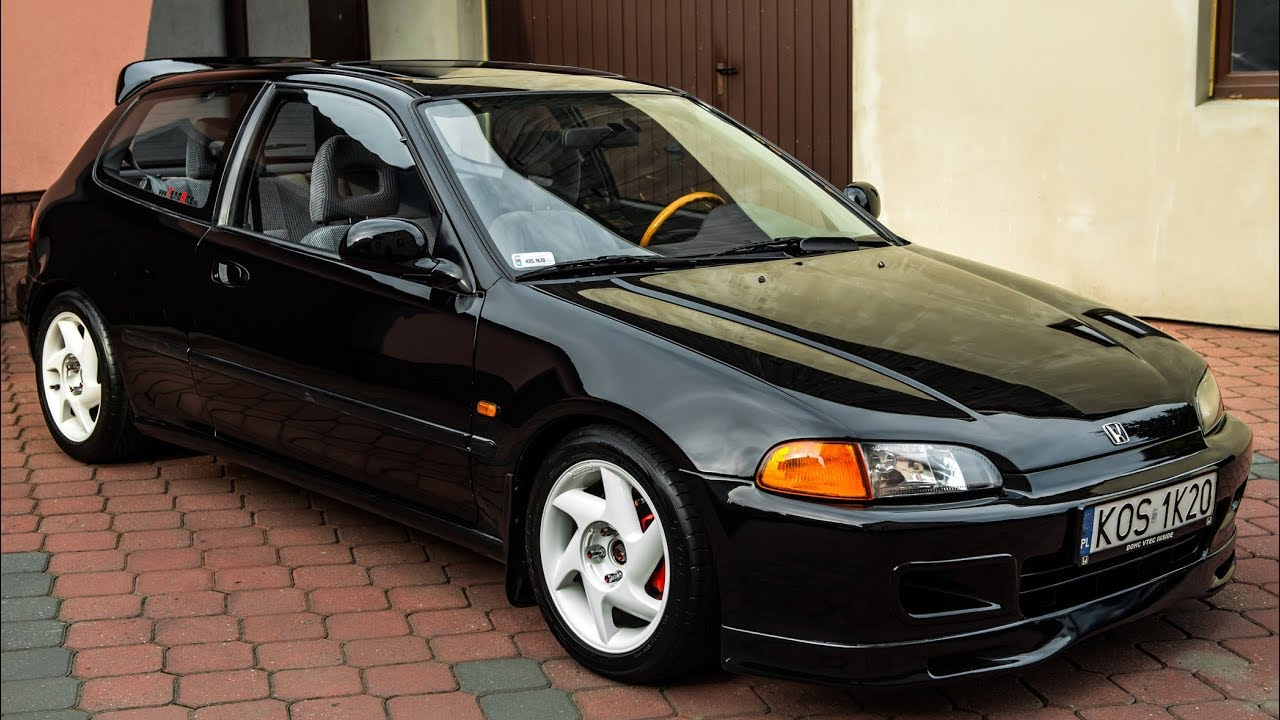 Honda Civic EG5 D16Z6 - B18C4 DOHC VTEC Build - History ...