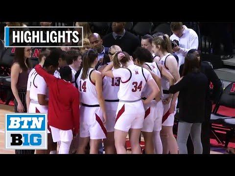 highlights:-wisconsin-at-nebraska-|-b1g-women's-basketball-|-jan.-9,-2020