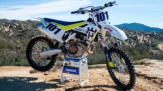 Former pro David Pingree offers his thoughts on the 2017 Husqvarna ...
