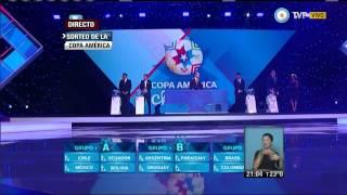 Visión 7 - Chile 2015: Presentación de la Copa América (3 de 3)