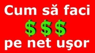 Câştigă Bani pe net cu vivaSMS !