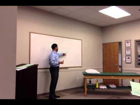 Back Pain and Sciatica Workshop Uncut