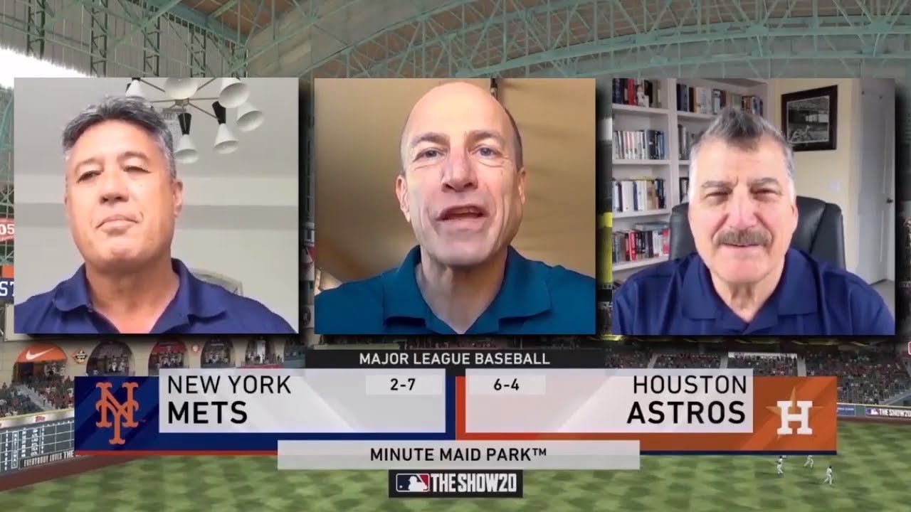 MLB The Existing 20: Gary, Keith, and Ron on the possibility for Mets @ Astros, Game 10 - SNY thumbnail