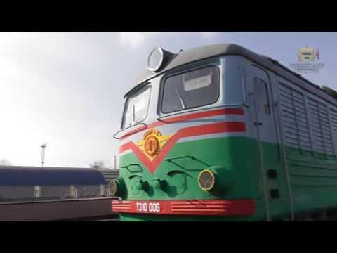 Харьковский железнодорожный музей