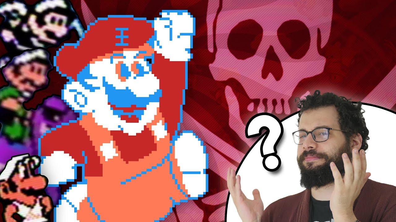 Les Jeux Mario Pirates : Pourquoi Ça Existe !? - Ermite Moderne