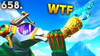 Fortnite Funny WTF Fails and Daily Best Moments Ep.658