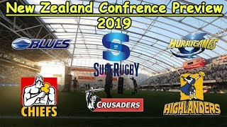 2019 Super Rugby - New Zealand Squads Preview