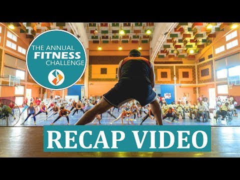 [Recap Video] The Annual Fitness Challenge 2018