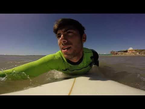 Surf - Mar del plata - Gopro