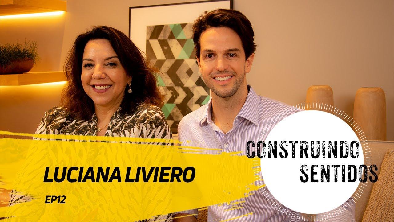 [CONSTRUINDO SENTIDOS] Ghoeber Morales entrevista a jornalista Luciana Liviero.
