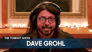 Dave Grohl Got Rejected by David Bowie
