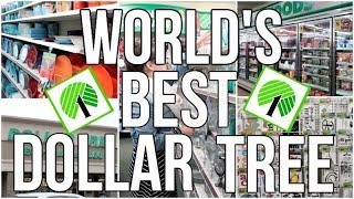 WORLD'S BEST DOLLAR TREE!!! | SHOP WITH ME & HAUL!!!