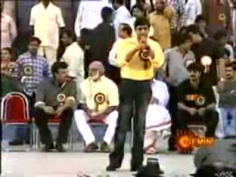 Uday Kiran Speech About Chiranjeevi Rare Video Must see