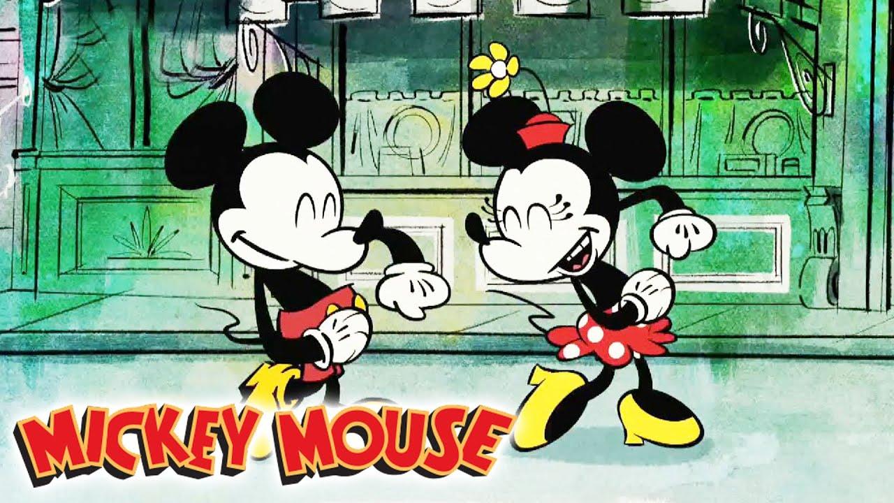 Micky Maus Short  Immer nur Zoff  Disney Channel  YouTube
