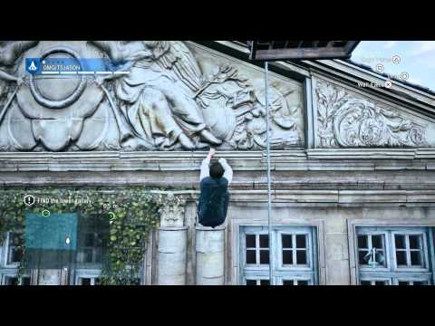 Assassin's Creed Unity - The Estates General: Find Lower Gallery: Caught (Mission Continues) Roof