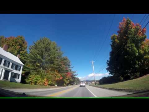Maine Fall Ride