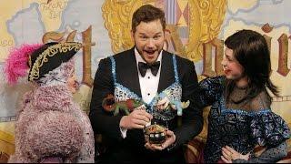 Chris Pratt Is Hasty Pudding's Man Of The Year