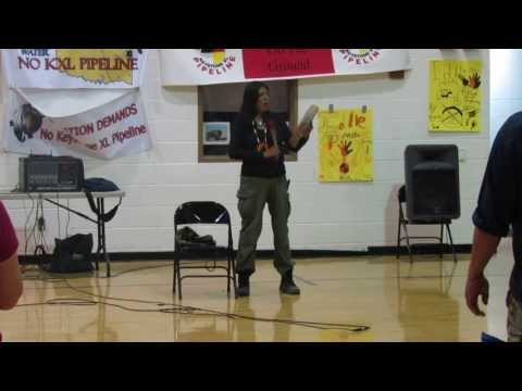 Indigenous Womens Warrior Song