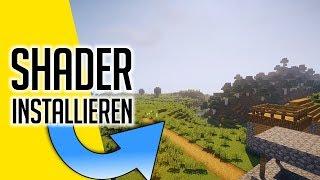 Minecraft Shader Installieren | wie installiert man Shader in Minecraft
