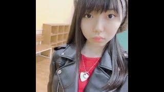 20181122 山登梨花ちゃん(原宿乙女)がtwitterに投降した動画です。