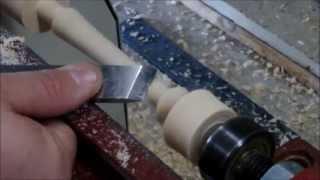 Oldwolf Workshop Studio  Turning Shaker Pegs