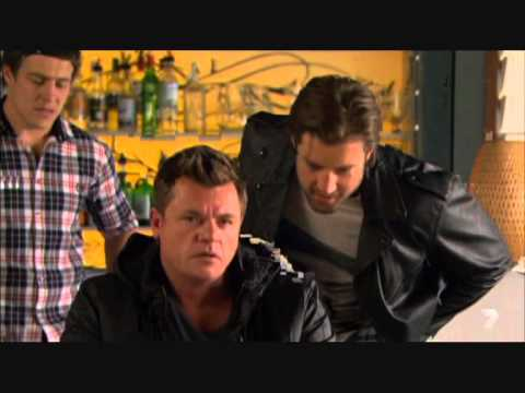 Home And Away - Brax Has Adam And Jamie Arrested