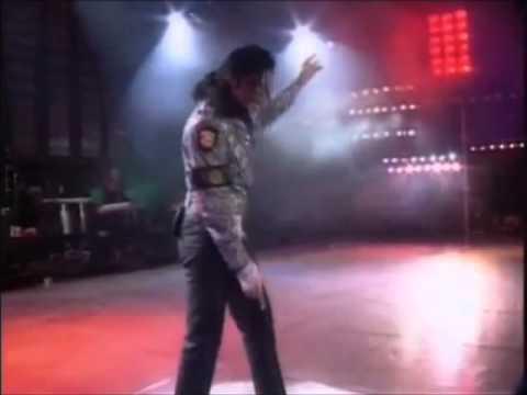 Michael Jackson-Eye of the tiger