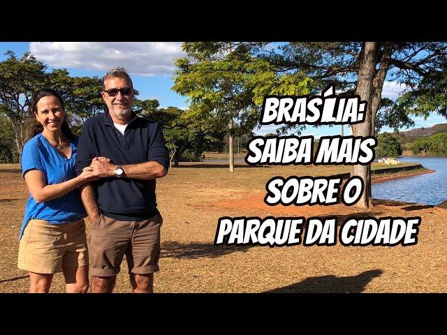 Conheça o Parque da Cidade em Brasília