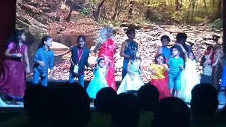 Dance program Indian and Saudi Arabia Jeddah