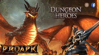 Dungeon & Heroes Gameplay Android / iOS