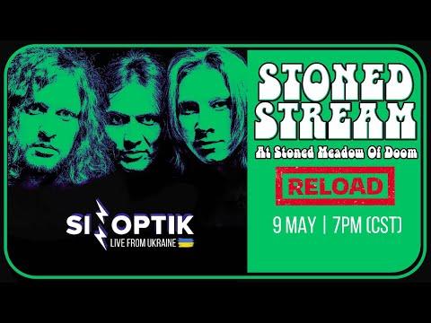 SINOPTIK - Transcontinental Stoned Stream from Ukraine (RELOAD)