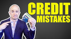 First Time Home Buyer CREDIT Mistakes | 5 Credit Mistakes First Time Home Buyers Make When Buying